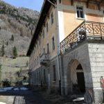 La futura Villa Hotel Carona com'è oggi
