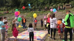 palloncini in volo - Locanda dei Cantù