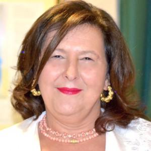 La dottoressa Tiziana D'Onofrio